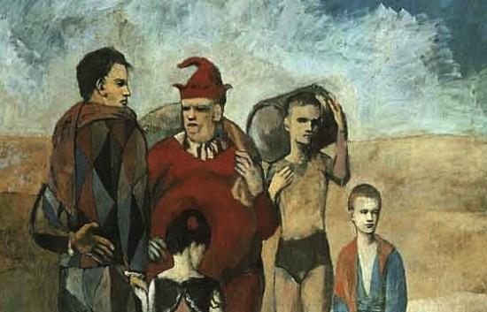 family of saltimbanques essay Family of saltimbanques şükela: tümü | bugün 1905 tarihli pablo picasso tablosu, rose donemindendir.