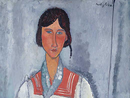Amedeo Modigliani: Under The Influence