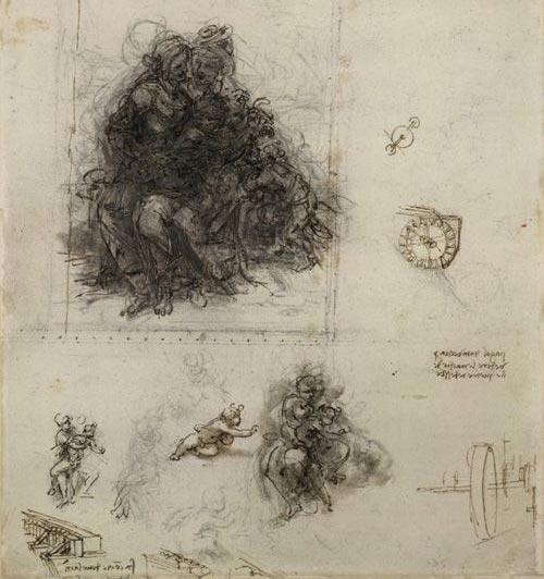 sketchvirginchild